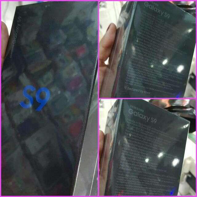 Samsung Galaxy S9 nuevo en caja - 2