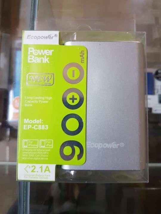 Cargador portatil 9000 mAh
