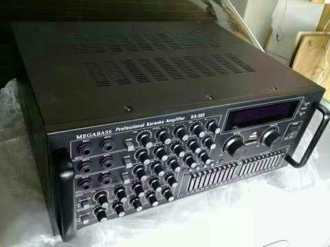 Amplificador profesional de 4 canales - 0