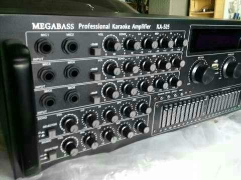 Amplificador profesional de 4 canales - 1