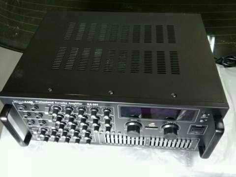 Amplificador profesional de 4 canales - 4