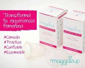 Copas menstruales Maggacup