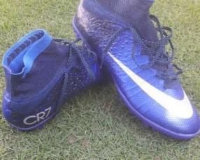 Todoterreno CR7 Nike Mercurial Superfly X