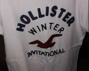 Remera Hollister