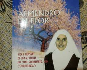 Libro Almendro en flor
