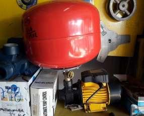 Moto bomba para agua motor 1/2 hp