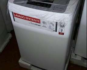 Lavarropas LG de 8kg