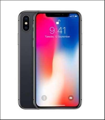 iPhone X 64 gb - 0