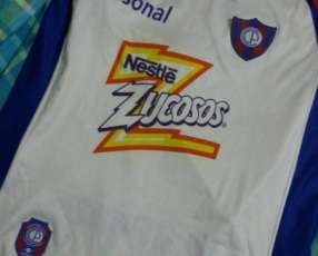 Camiseta alternativa de Cerro Porteño 2005 del Tigre Ramírez