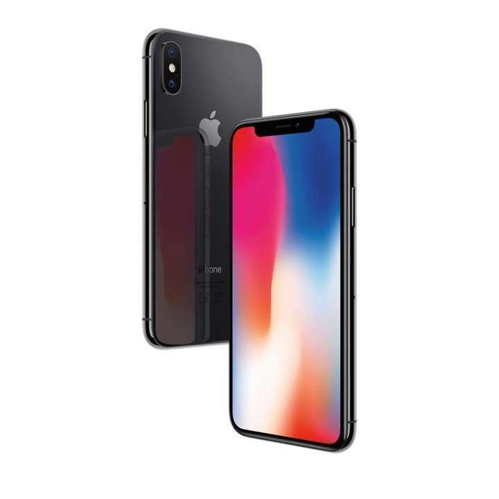 iPhone X 256 gb Negro - 0