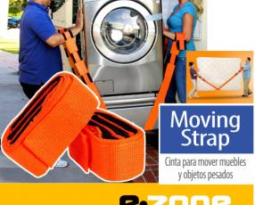 Correa ajustable Traslado muebles Ideal para mudanza