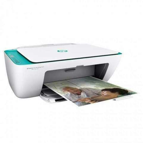 Impresora hp 2675 wifi multifunción - 1