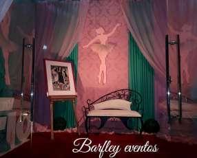Barfley salon de eventos c