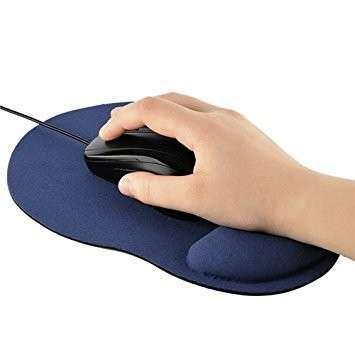 Mouse pad con apoya mano - 2