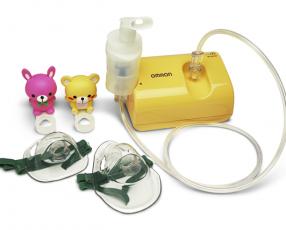 Nebulizador de compresor para niños omron