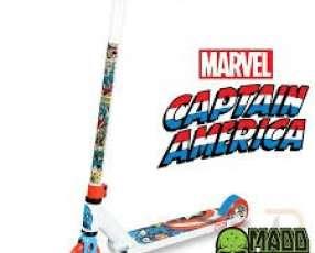 Patineta Capitán América