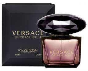 Versace crystal noir fem. 90ml