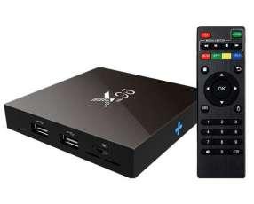 Tv box Android 7.1.2 X96 1GB de ram y 8 de rom
