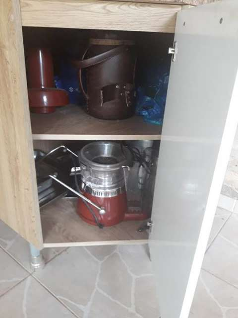 Muebles de cocina esquinero grande - Liliana Lopez de ...