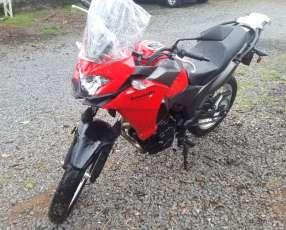 Moto Kawasaki Versys 2018