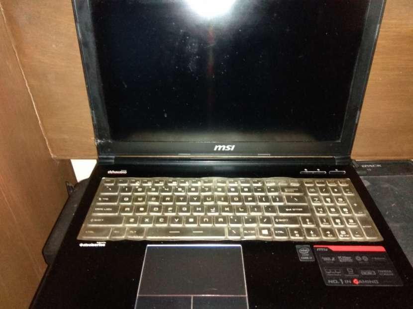 Notebook MSI Apache Pro GE62 2QD
