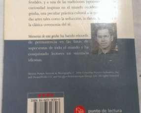 Libro Memorias de una Geisha Arthur Golden