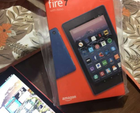 Nueva tablet Kindle Fire