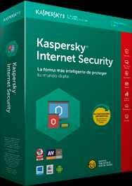Kaspersky Internet Security multidispositivos 2018
