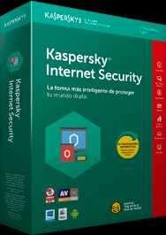 Kaspersky Internet Security multidispositivos 2018 - 0