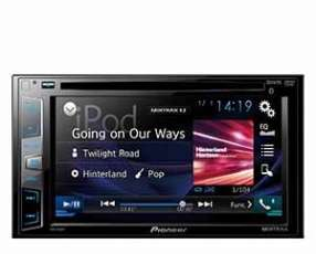 Auto radio Pioneer dvd avh-195 dvd