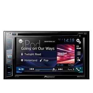 Auto radio Pioneer dvd avh-195 dvd - 0