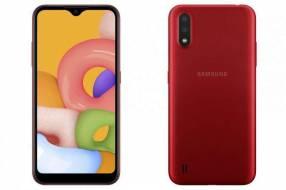 Samsung Galaxy A01 32gb homologado
