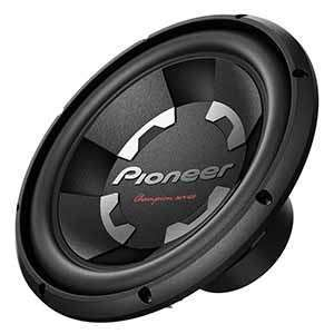 Parlante Pioneer sub ts-300s4 - 0