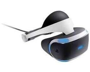 PS4 Virtual Reality