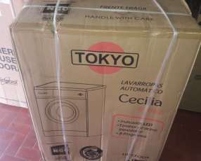Lavarropa automática tokyo Cecilia