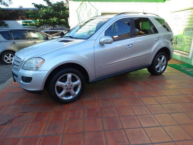 Mercedes Benz ML E320 CDI 2008 - 0