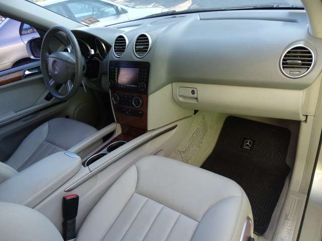 Mercedes Benz ML E320 CDI 2008 - 6