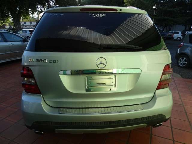 Mercedes Benz ML E320 CDI 2008 - 2