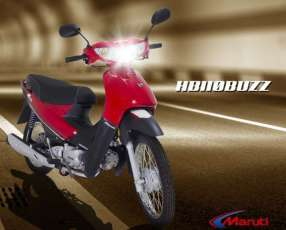 Buzz Maruti HB110 financiado