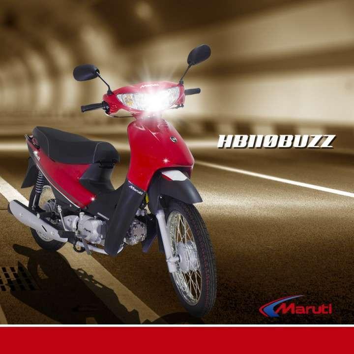 Buzz Maruti HB110 financiado - 0