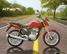 Moto Leopard HT150Z financiado