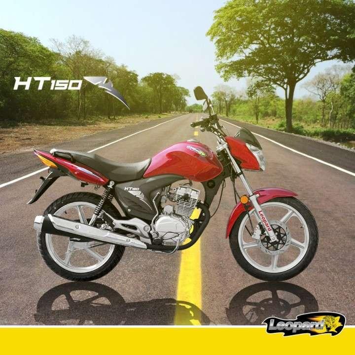 Moto Leopard HT150Z financiado - 0