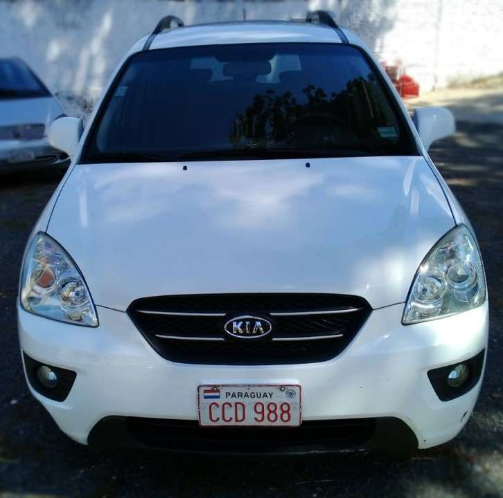 Kia Carrens 2010