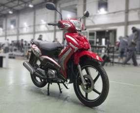 Moto Leopard Italy financiado