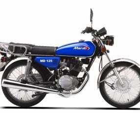Moto Maruti 125 financiado