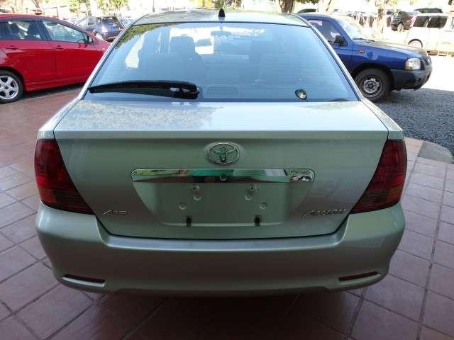 Toyota Allion año 2003 chapa definitiva en 24 Hs. - 2