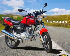 Moto Leopard Huracan 150 cc financiado