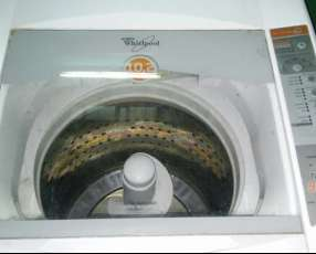 Lavarropas Whirlpool 10 kilos