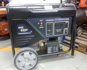 Generador electrico 6,25 kva