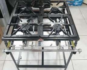 Cocina industrial progas
